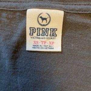 PINK Victoria's Secret Tops - PINK VICTORIA'S SECRET BLING CROP TOP